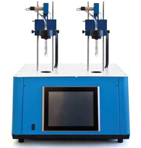 Freezing Point Tester - Dual Head - Front
