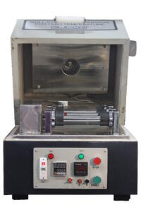 Ducom Roll Stability Tester - Front - Open Chamber