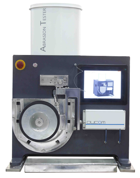 Abrasion Tester Product Image - Reduced