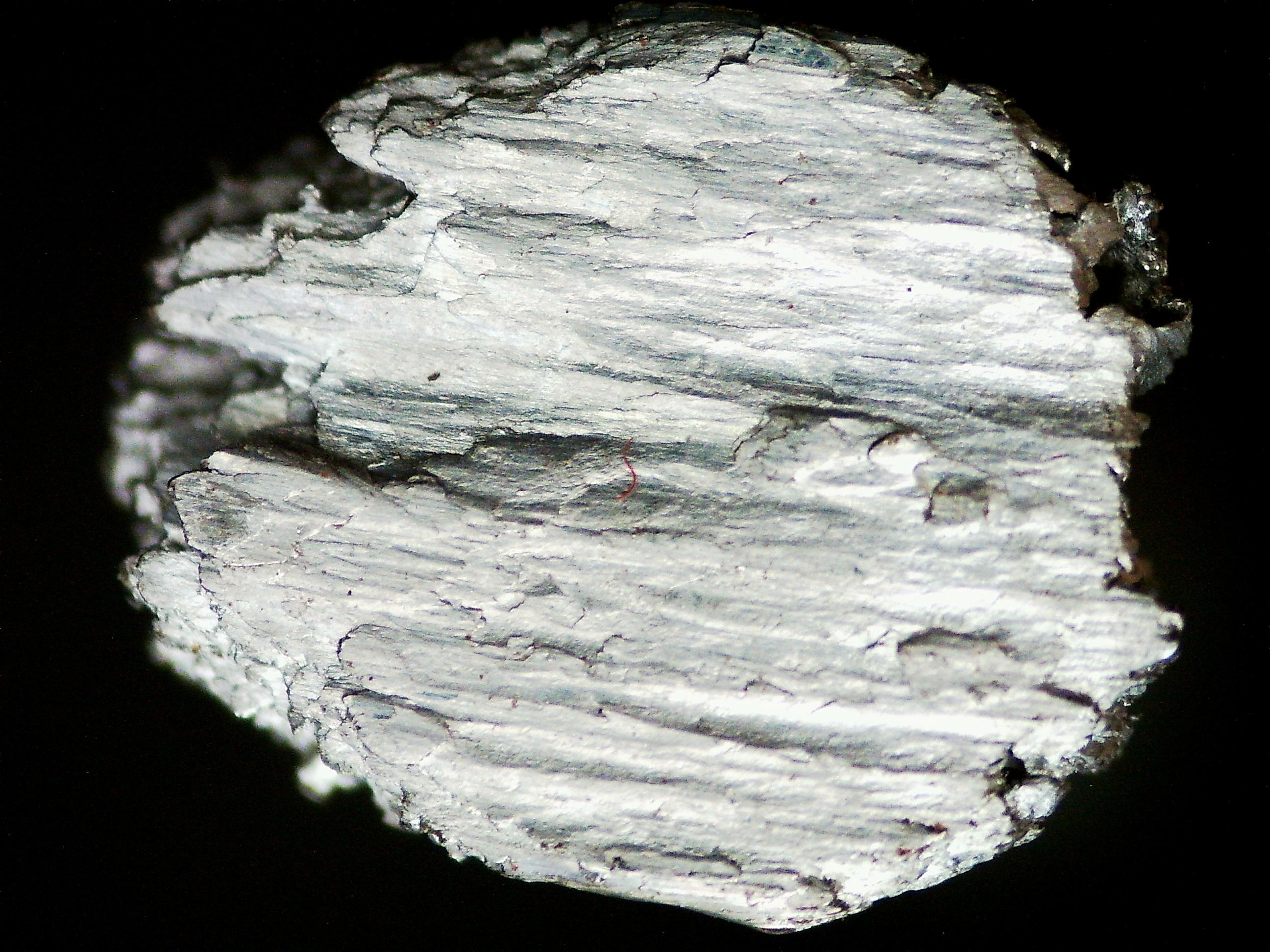 Wear on an Aluminum Pin