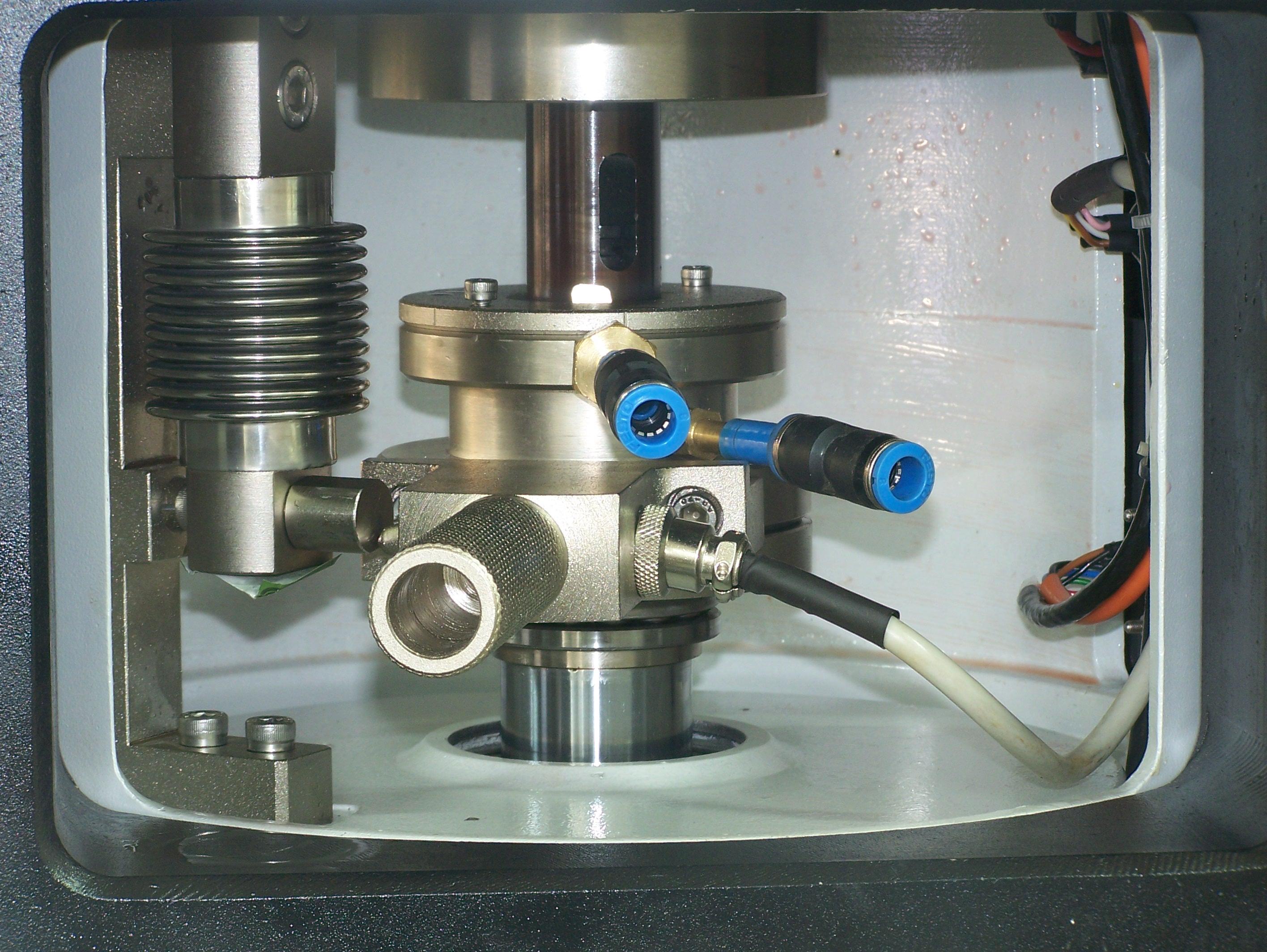 Four Ball Tester - KRL shear stability attachment