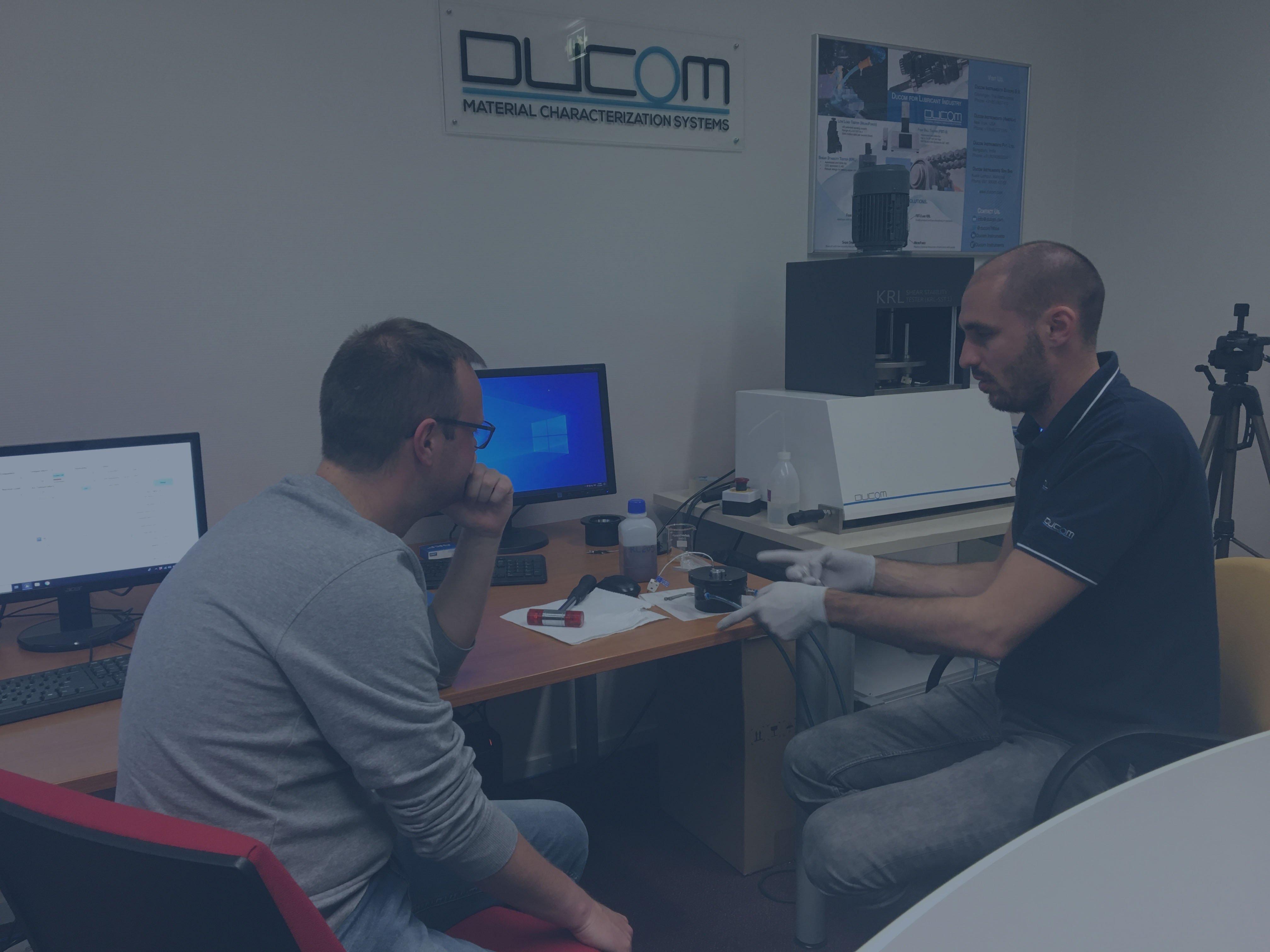 Ducom Product Training - Overlay